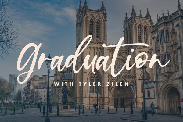 Class of 2018's, Tyler Zilen graduates with masters!