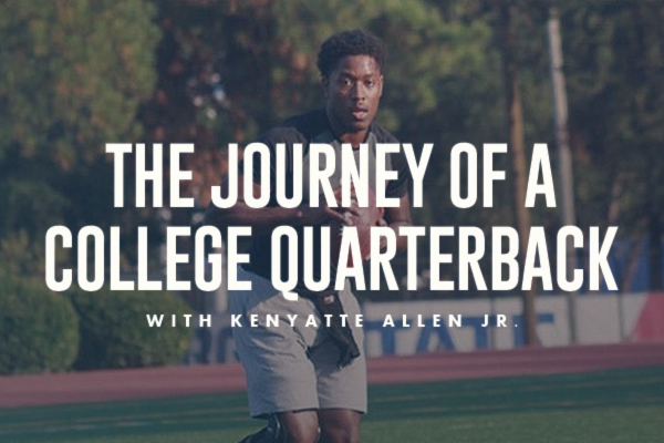 The Journey of a College Quarterback
