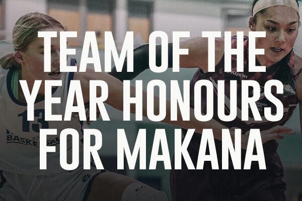 Makana Stone named in WNBL Team of the Year