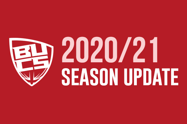 2020/21 Season Update