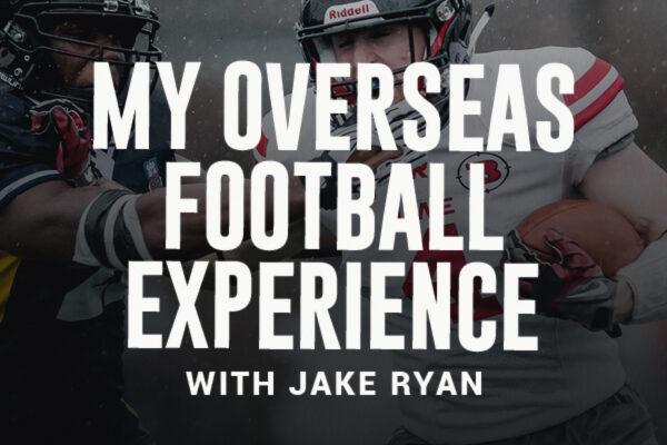 WATCH: Jake Ryan On His Overseas Football Experience